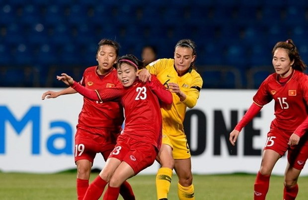 National women's football team to receive training in Japan hinh anh 1