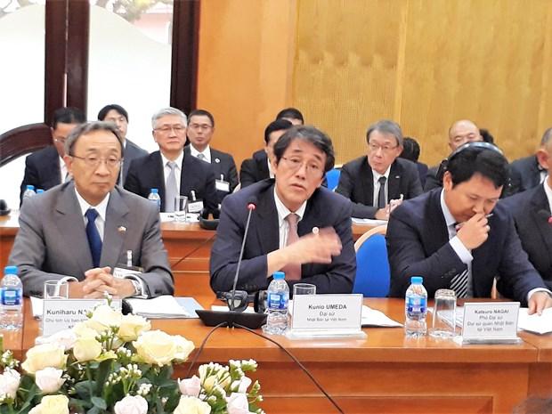 Labour productivity key to Vietnam - Japan Initiative hinh anh 1
