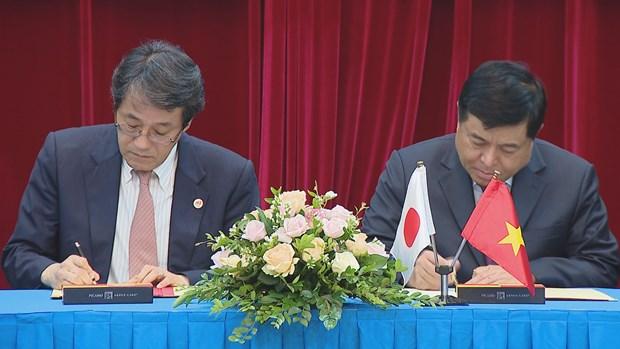 Labour productivity key to Vietnam - Japan Initiative hinh anh 3