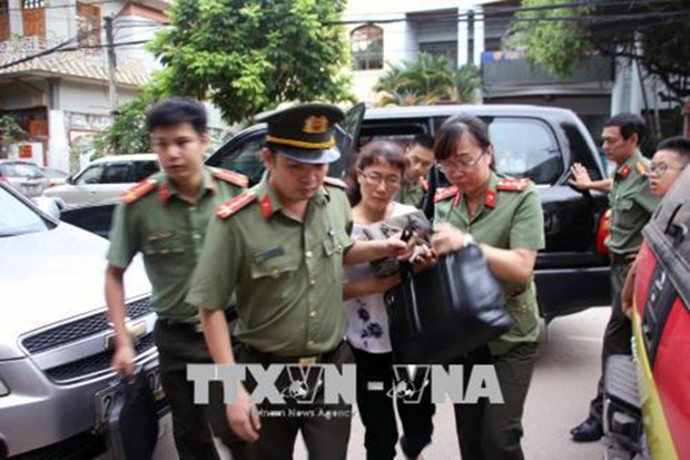 Son La arrests three exam-cheating suspects hinh anh 1