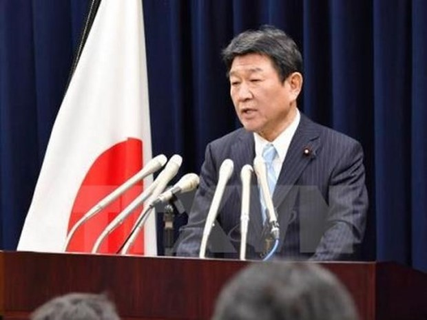 Japan welcomes UK's interest in CPTPP hinh anh 1