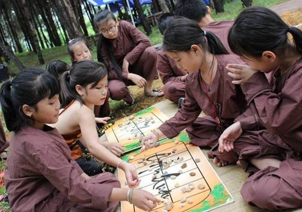 Children theme dominates August activities at Ethnic Cultural Village hinh anh 1
