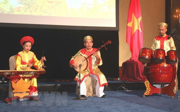 Vietnamese Cultural Day held in Singapore hinh anh 1