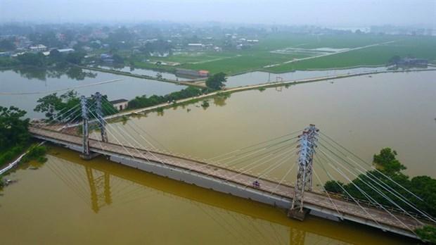 Hanoi mulls mass evacuation due to floods hinh anh 1