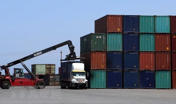 Vietnam jumps 25 levels in WB's logistics performance index hinh anh 1