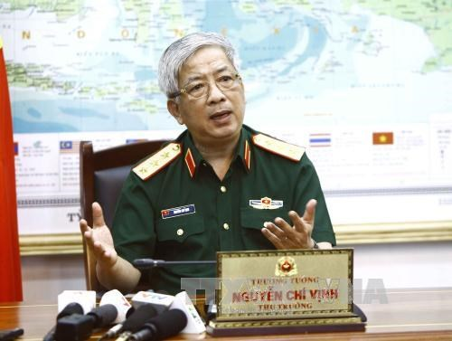 VN-India defence policy dialogue concretises joint commitments hinh anh 1
