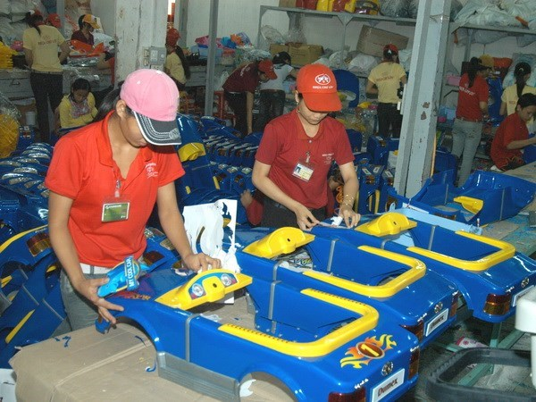 Plastic products exports up 20 percent hinh anh 1