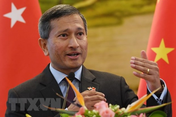 ASEAN, China agree on 'single draft' for COC negotiations hinh anh 1