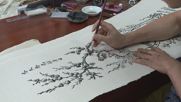 Dong Ho folk painting expected to be revitalised hinh anh 4