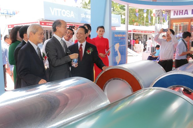Vietbuild Can Tho 2018 opens hinh anh 1