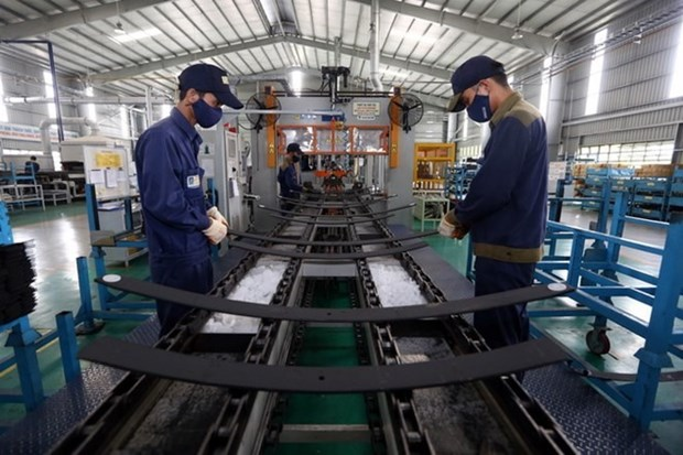 Vietnam takes lead in PMI rankings hinh anh 1