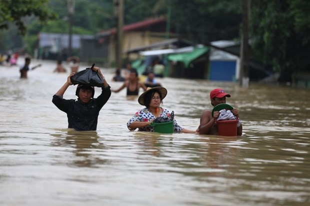 Myanmar: 150,000 flee due to floods hinh anh 1