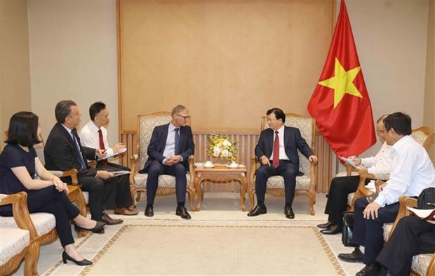 Vietnam looks to learn from Germany's housing saving bank: Deputy PM hinh anh 1