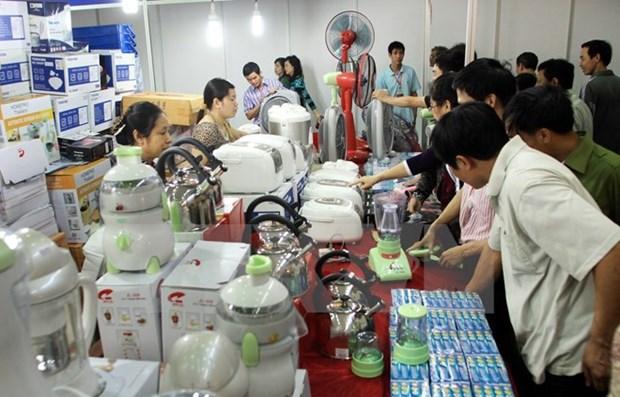 Vietnam, Thailand discuss ways to achieve 20 billion USD in trade hinh anh 1