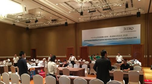 VN, Japan firms seek connection in agro-fishery, food trade hinh anh 1