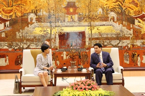 Huge cooperation potential for Hanoi, Canadian cities hinh anh 1