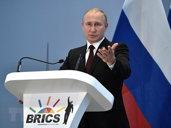Russian President plans to attend East Asia Summit in November hinh anh 1