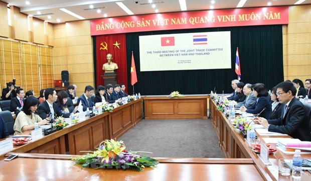 Vietnam, Thailand agree on measures to boost bilateral trade hinh anh 1