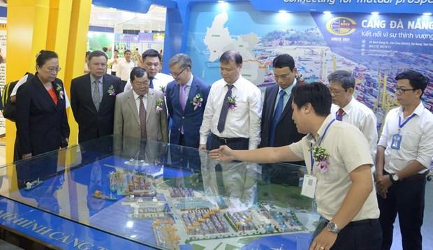 East-West Economic Corridor int'l fair opens in Da Nang hinh anh 1
