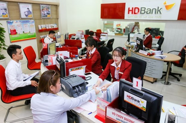 HDBank wins top US award for annual report hinh anh 1