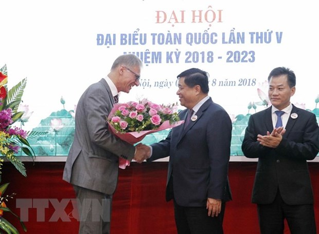 Investment minister selected to lead VN-Germany Friendship Association hinh anh 1