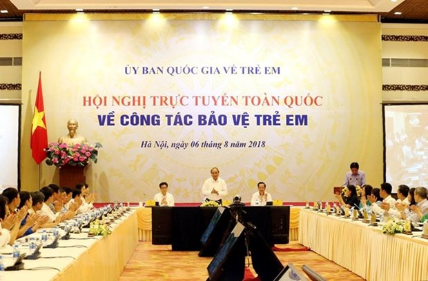National conference seeks ways to protect children from violence, abuse hinh anh 1