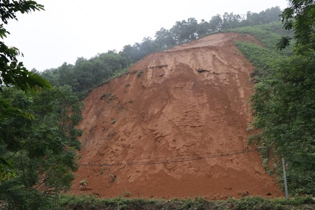 Floods, landslides kill six in northern mountainous region hinh anh 1