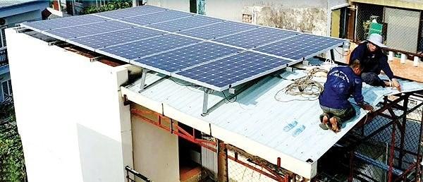 HCM City encourages solar energy hinh anh 1