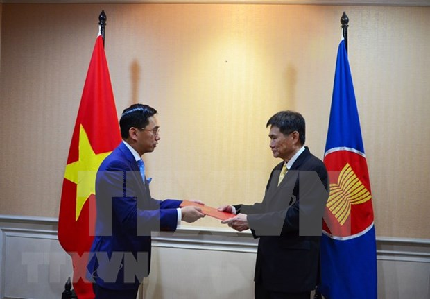 Vietnam committed to building strong ASEAN Community hinh anh 1