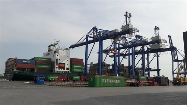 Ministry plans to limit cargo at HCM City port hinh anh 1