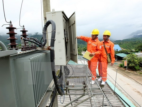 Vietnam's electricity facilitates Lao economic development hinh anh 1
