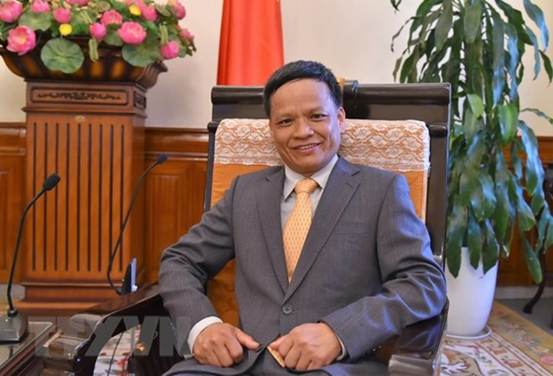 Vietnam contributes to diversity of International Law Commission hinh anh 1