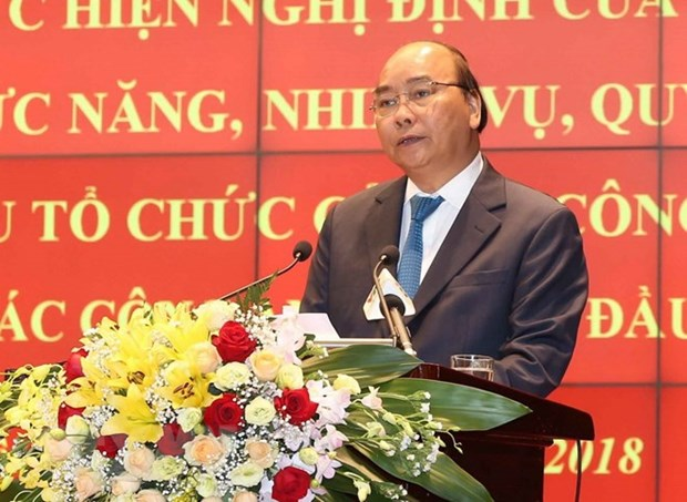 PM: Public security force must effectively implement plans hinh anh 1