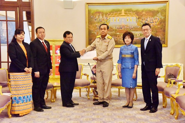 Thailand donates 3 million baht to Myanmar flood relief hinh anh 1