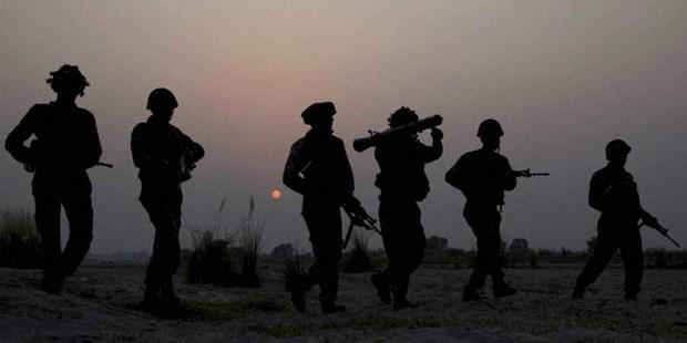 India, Thailand begin anti-terrorism exercise hinh anh 1