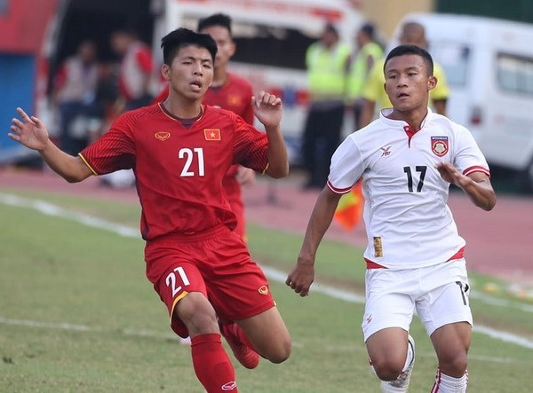Vietnam eliminated from AFF U16 championship hinh anh 1
