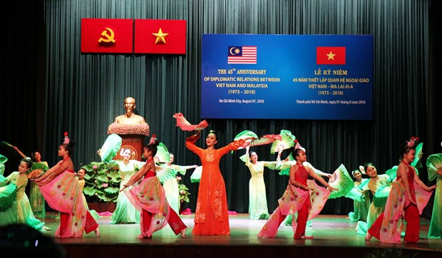 HCM City celebrates 45 years of Vietnam-Malaysia relations hinh anh 1
