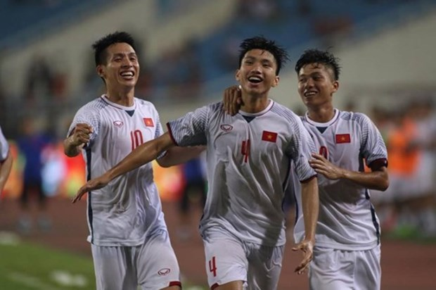 Vietnam's football squad of 20 players for ASIAD announced hinh anh 1