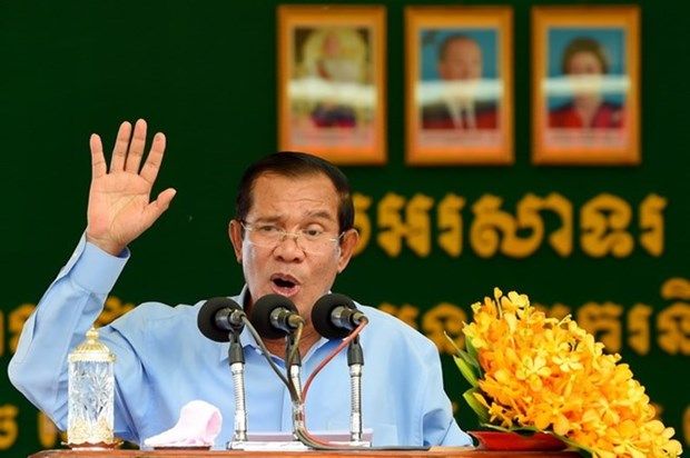 Cambodia to form new cabinet prior to schedule hinh anh 1