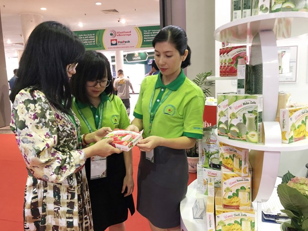 Int'l food-beverage, packing expos open in Ho Chi Minh City hinh anh 1