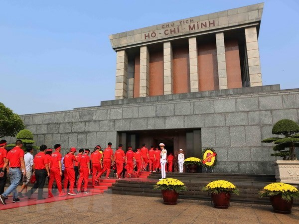 President Ho Chi Minh Mausoleum reopens from August 16 hinh anh 1