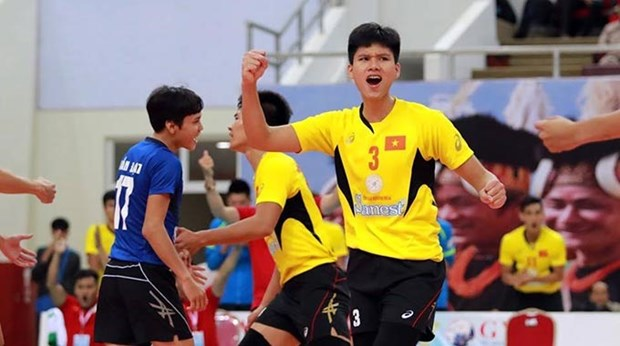 Khanh Hoa ranks 4th in Asian volleyball champs hinh anh 1