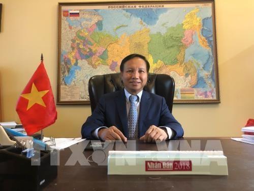 Ambassador: Vietnam, Russia enjoy fruitful cooperative ties hinh anh 1