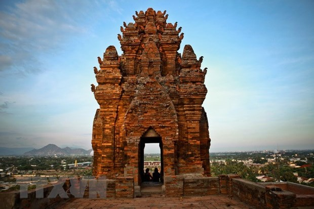 Ninh Thuan province works to develop cultural tourism hinh anh 1
