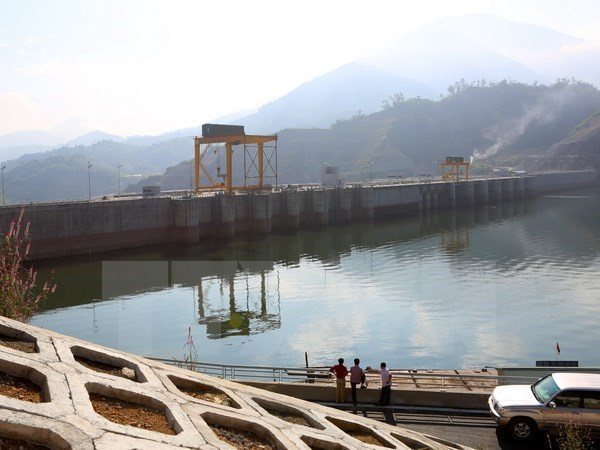 Measures sought to ensure reservoirs' safety in Central, Central Highlands hinh anh 1