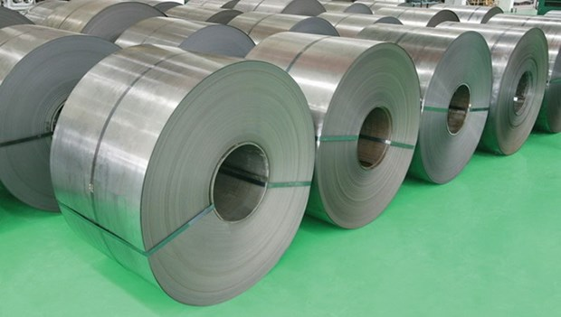 US initiates anti-dumping investigation into VN's cold rolled steel hinh anh 1