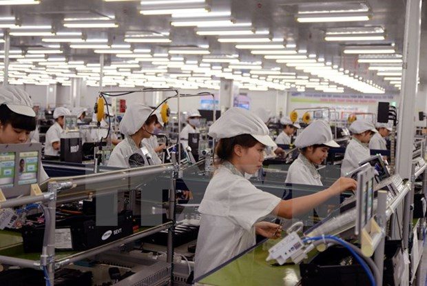 Vietnam records 2.34 billion USD in trade surplus with UK hinh anh 1