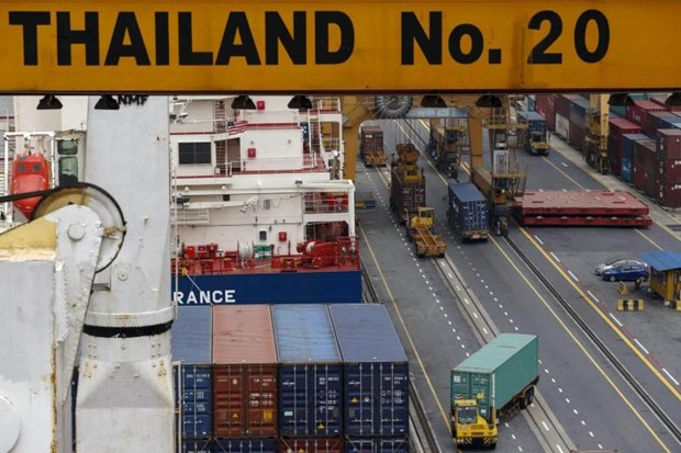 Thailand's economic growth reaches five-year high hinh anh 1