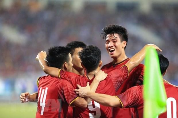 Vietnam wins U23 International Football Championship hinh anh 1