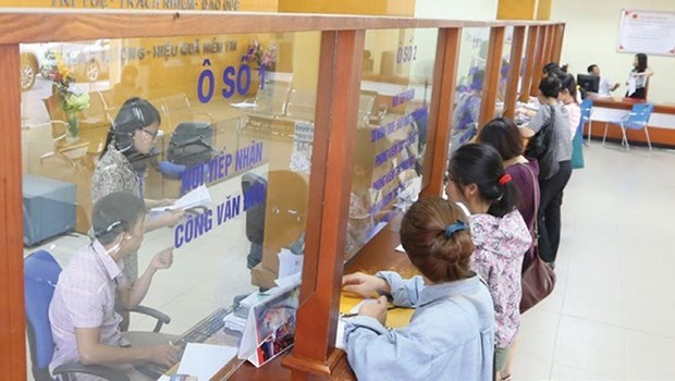 Tax collection in Can Tho rises nearly 10 percent in six months hinh anh 1